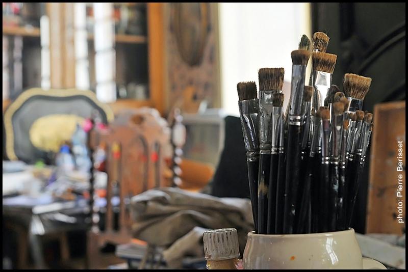 L 39 atelier tilly artiste peintre - Atelier artiste peintre ...
