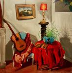 La guitare (90x90)